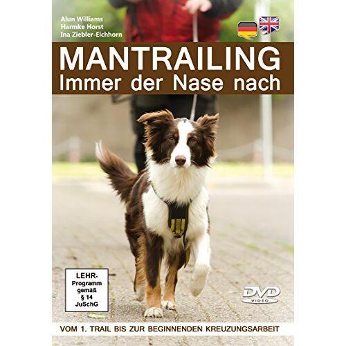Alun Williams - Mantrailing - Immer der Nase nach - Preis vom 06.05.2021 04:54:26 h