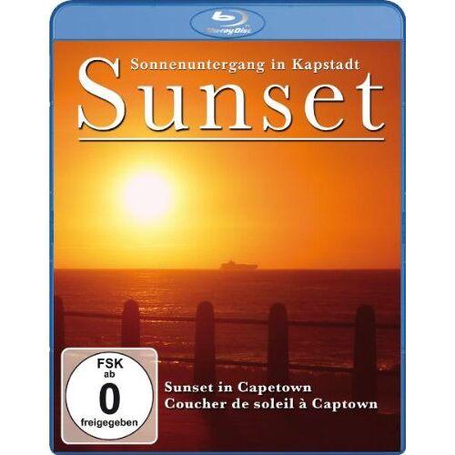 - Sunset - Sonnenuntergang in Kapstadt [Blu-ray] - Preis vom 29.05.2020 05:02:42 h