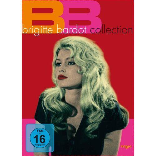 Brigitte Bardot - Brigitte Bardot Collection [4 DVDs] - Preis vom 28.03.2020 05:56:53 h