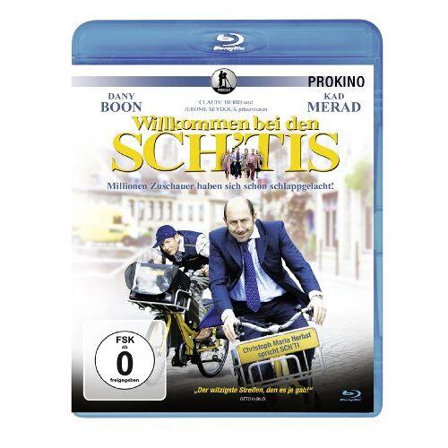 Dany Boon - Willkommen bei den Sch'tis [Blu-ray] - Preis vom 26.02.2020 06:02:12 h