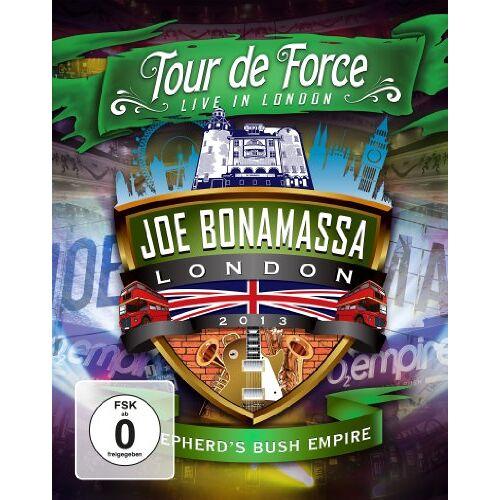 Joe Bonamassa - Joe Bonamassa: Tour De Force - Shepherd's Bush Empire [2 DVDs] - Preis vom 06.09.2020 04:54:28 h