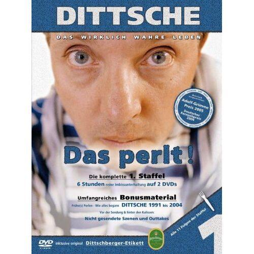 Olli Dittrich - Dittsche: Das wirklich wahre Leben - Die komplette 1. Staffel [2 DVDs] - Preis vom 03.09.2020 04:54:11 h