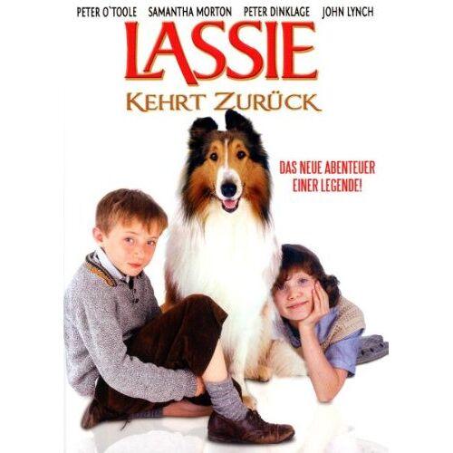 Charles Sturridge - Lassie kehrt zurück - Preis vom 12.04.2021 04:50:28 h