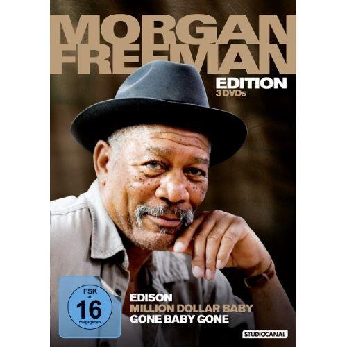 Morgan Freeman - Morgan Freeman Edition [3 DVDs] - Preis vom 20.10.2020 04:55:35 h
