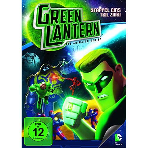 - Green Lantern - The Animated Series: Staffel 1 Teil 2 [2 DVDs] - Preis vom 18.04.2021 04:52:10 h