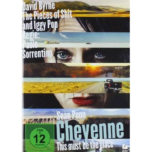 Paolo Sorrentino - Cheyenne - This Must Be the Place - Preis vom 14.04.2021 04:53:30 h