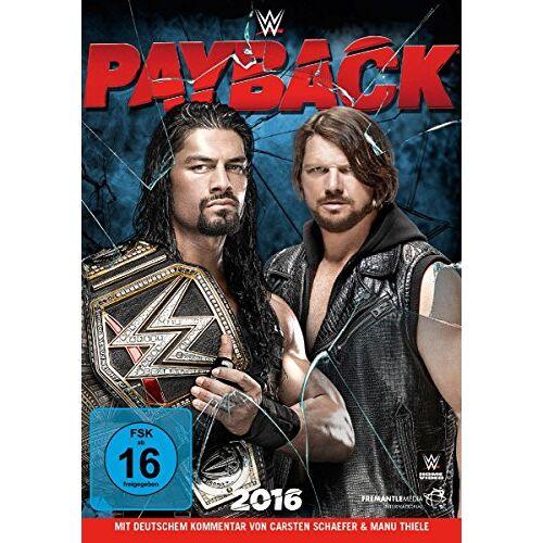 - WWE - Payback 2016 - Preis vom 05.05.2021 04:54:13 h