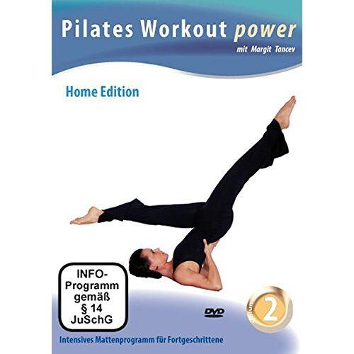 Margit Tancev - Pilates Workout Power Vol. 2 - Preis vom 15.10.2019 05:09:39 h