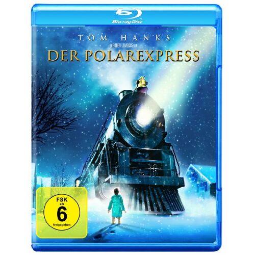 Robert Zemeckis - Der Polarexpress [Blu-ray] - Preis vom 07.05.2021 04:52:30 h