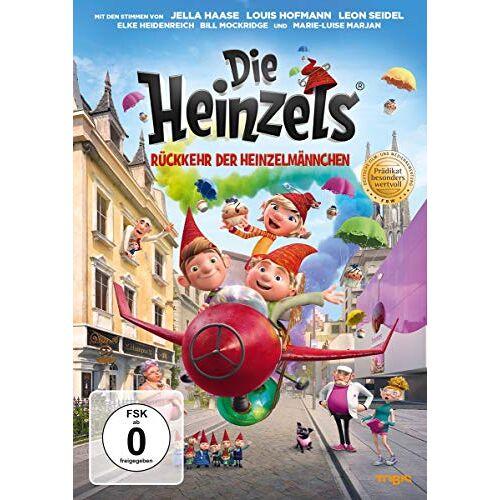 - Die Heinzels - Rückkehr der Heinzelmännchen - Preis vom 11.05.2021 04:49:30 h