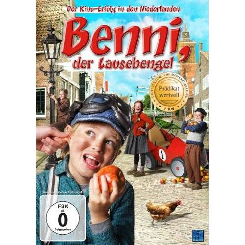Johan Nijenhuis - Bennie, der Lausebengel - Preis vom 18.10.2020 04:52:00 h