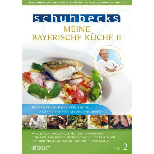 Alfons Schuhbeck - Schuhbecks Meine Bayerische Küche II - Preis vom 02.08.2020 04:49:49 h