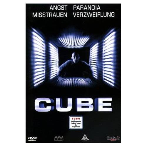 Vincenzo Natali - Cube - Preis vom 14.04.2021 04:53:30 h