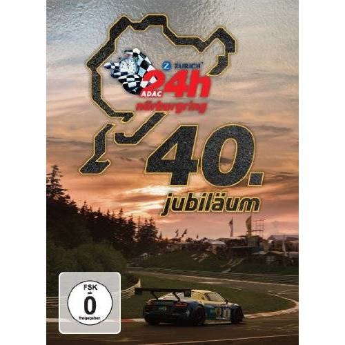- 24h Nürburgring - 40. Jubiläum [2 DVDs] - Preis vom 07.05.2021 04:52:30 h