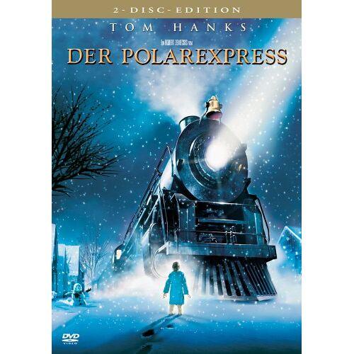 Robert Zemeckis - Der Polarexpress [2 DVDs] - Preis vom 07.05.2021 04:52:30 h