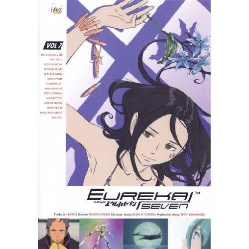 Tomoki Kyoda - Eureka Seven, Vol. 07 - Preis vom 17.04.2021 04:51:59 h