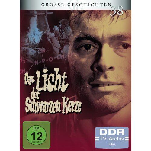 Peter Hagen - Grosse Geschichten 38: Das Licht der schwarzen Kerze (3 DVDs) - Preis vom 05.09.2020 04:49:05 h