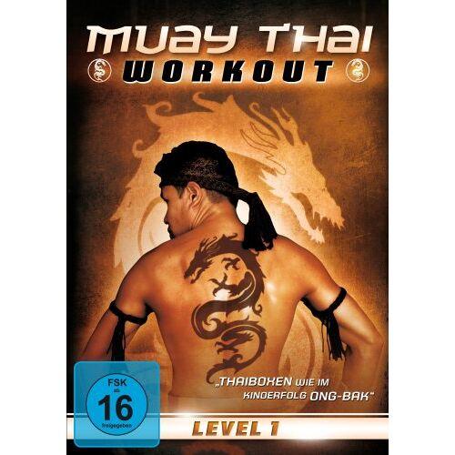 Britta Leimbach - Muay Thai Workout - Level 1 Thaiboxen wie im Kinoerfolg Ong-Bak - Preis vom 06.05.2021 04:54:26 h