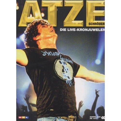 Atze Schröder - Die Live Kronjuwelen [2 DVDs] - Preis vom 03.05.2021 04:57:00 h
