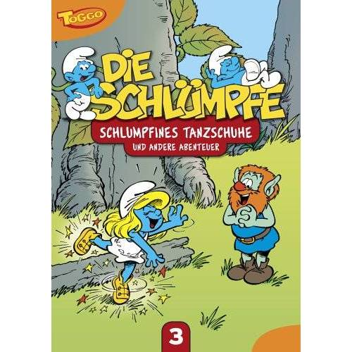 - Die Schlümpfe 03 - Schlumpfines Tanzschuhe und andere Abenteuer - Preis vom 09.05.2021 04:52:39 h