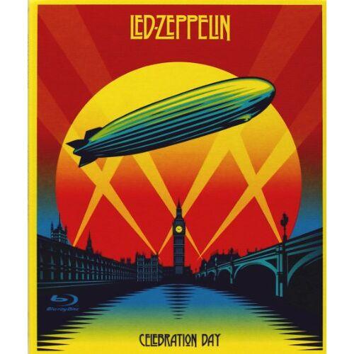 - Celebration Day (Blu Ray + 2 CDs) [Blu-ray] - Preis vom 22.08.2019 05:55:06 h