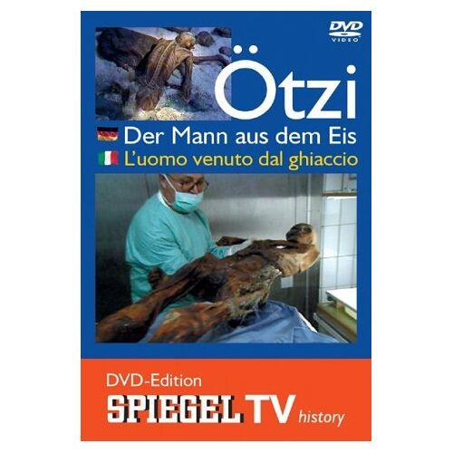 Tillmann Scholl - Spiegel TV - Ötzi - Der Mann aus dem Eis - Preis vom 03.12.2020 05:57:36 h
