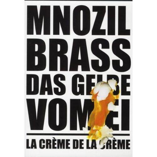 - Mnozil Brass - Das Gelbe vom Ei / La Crème de la Crème - Preis vom 04.10.2020 04:46:22 h