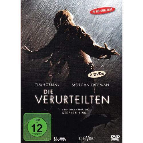 Frank Darabont - Die Verurteilten - 2 Disk-Edition (2 DVDs, HD-Bildqualität) [Limited Edition] - Preis vom 20.10.2020 04:55:35 h