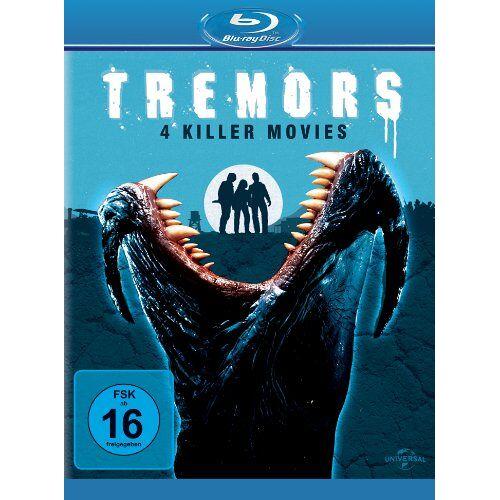 - Tremors 1-4 [Blu-ray] - Preis vom 18.04.2021 04:52:10 h