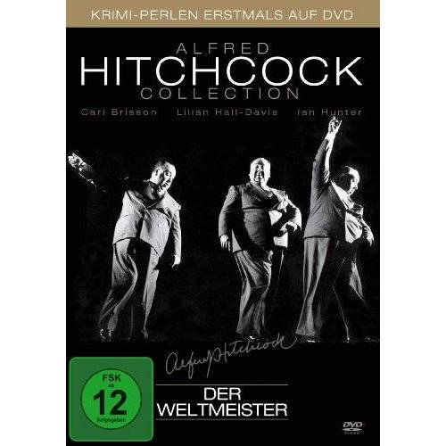 Alfred Hitchcock - Alfred Hitchcock: Der Weltmeister - Preis vom 20.10.2020 04:55:35 h