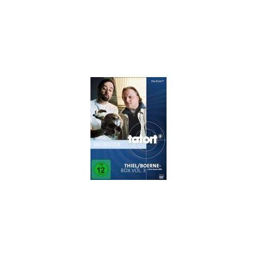 Tim Trageser - Tatort: Thiel/Boerne-Box, Vol. 3 [3 DVDs] - Preis vom 11.04.2021 04:47:53 h