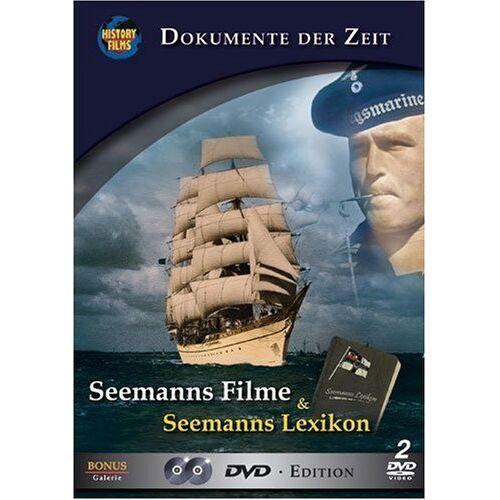 Kriegsmarine - Seemanns Lexikon und Seemanns Filme [3 DVD BOX] - Preis vom 09.04.2021 04:50:04 h