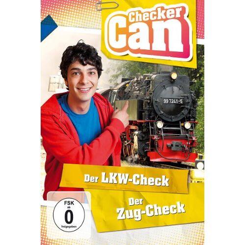 Martin Tischner - Checker Can - Der LKW-Check / Der Zug-Check - Preis vom 09.04.2021 04:50:04 h