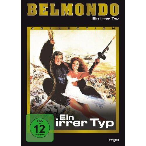 Jean-Paul Belmondo - Ein irrer Typ - Preis vom 21.10.2020 04:49:09 h