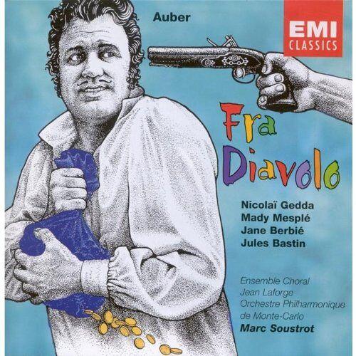 Gedda - Fra Diavolo (Fr) - Preis vom 16.06.2021 04:47:02 h