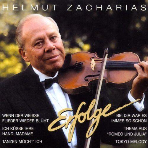 Helmut Zacharias - Erfolge - Preis vom 11.06.2021 04:46:58 h