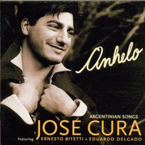 José Cura - Anhelo (Argentinische Lieder) - Preis vom 16.05.2021 04:43:40 h