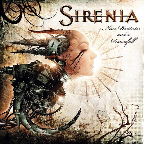 Sirenia - Nine Destinies and a Downfall - Preis vom 21.06.2021 04:48:19 h