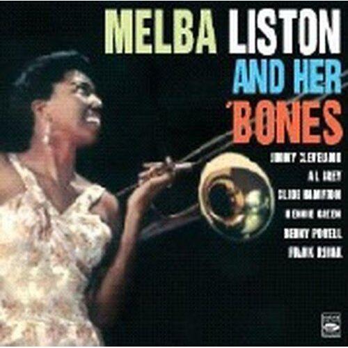 Melba Liston - Melba Liston and Her Bones - Preis vom 21.06.2021 04:48:19 h