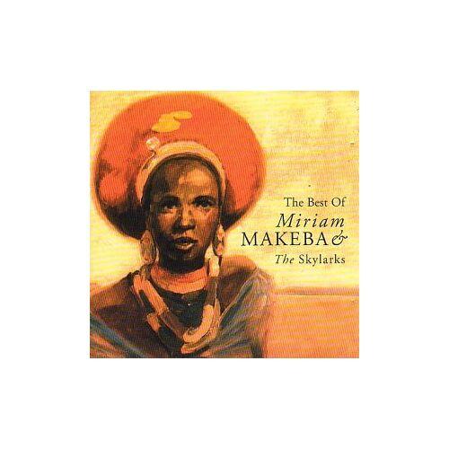 Miriam Makeba & The Skylarks - Best of Miriam Makeba & Skylar - Preis vom 19.06.2021 04:48:54 h
