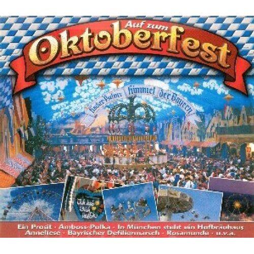 Various - Auf Zum Oktoberfest - Preis vom 12.06.2021 04:48:00 h