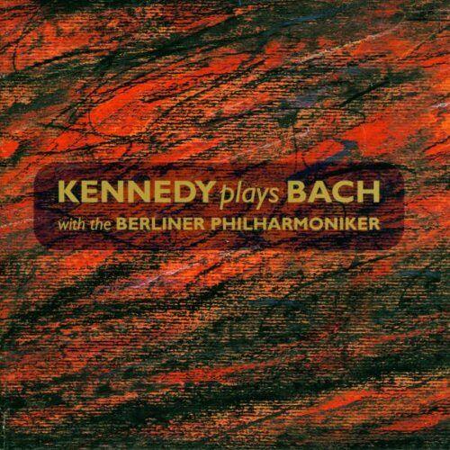 Kennedy - Kennedy plays Bach - Preis vom 22.06.2021 04:48:15 h