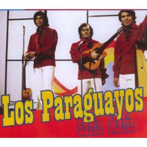 Los Paraguayos - Santa Maria - Preis vom 09.06.2021 04:47:15 h