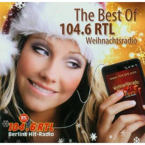 Various - The Best of 104.6 Rtl Weihnachtsradio Vol.1 - Preis vom 09.06.2021 04:47:15 h