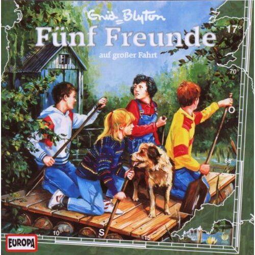 F?Nf Freunde - 017/auf Grosser Fahrt - Preis vom 29.07.2021 04:48:49 h