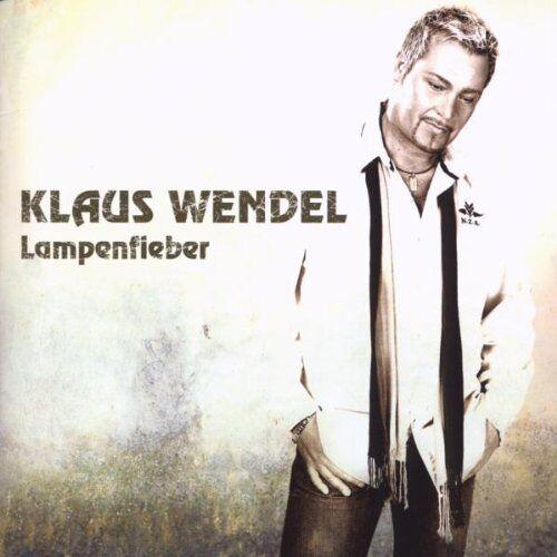 Klaus Wendel - Lampenfieber - Preis vom 16.06.2021 04:47:02 h