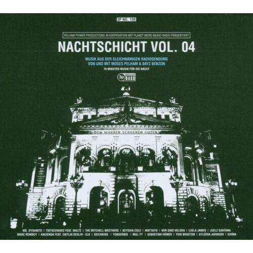 Various - Nachtschicht 4 - Preis vom 13.06.2021 04:45:58 h