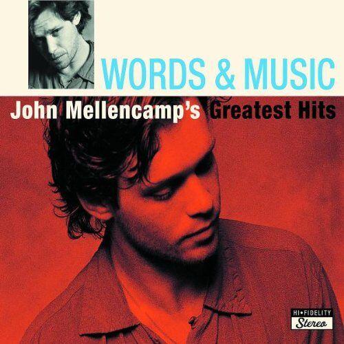 John Mellencamp - Words & Music: John Mellencamp's Greatest Hits - Preis vom 18.06.2021 04:47:54 h