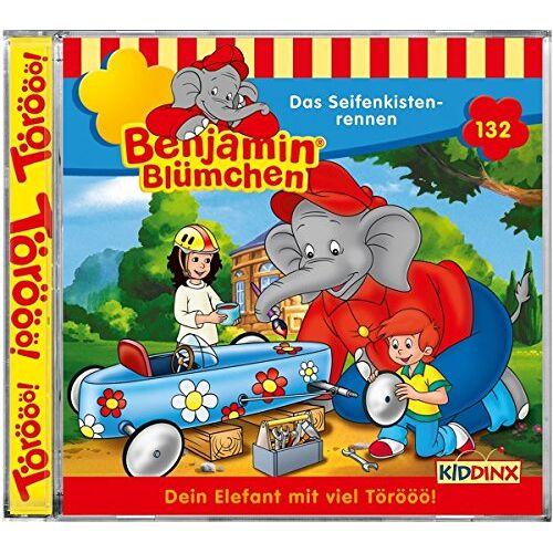 Benjamin Blümchen - Folge 132: das Seifenkistenrennen - Preis vom 11.06.2021 04:46:58 h