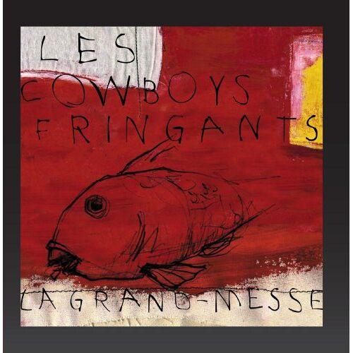 Les Cowboys Fringants - La grand-messe - Preis vom 21.06.2021 04:48:19 h